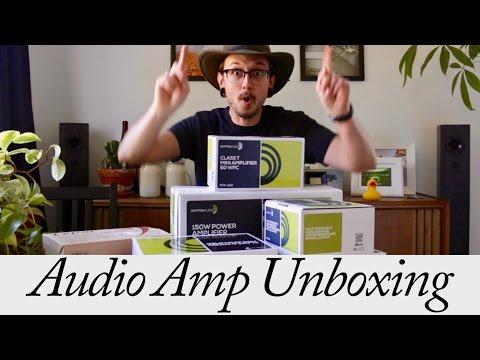 7 Audio Amp Unboxing + One Bonus! | Upcoming Videos Preview