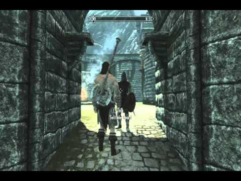 Xbox 360 Skyrim Mod Dawnguard Hearthfire Play as Tsun Modded New Game Save