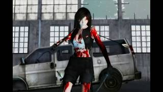 Dead Fantasy 4 Tifa vs Ninja Clan Army Bloody Fight Scene