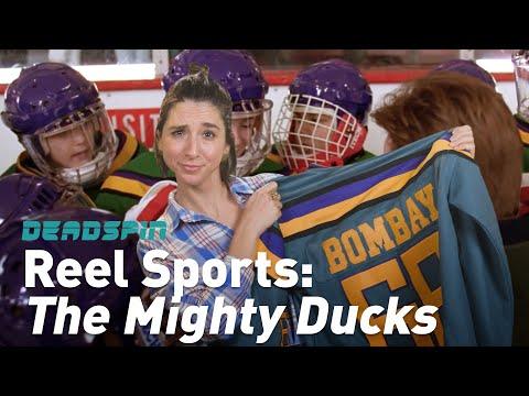 Quack! Quack! Quack! The Mighty Ducks | Reel Sports