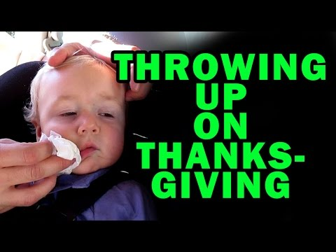 Throwing Up On Thanksgiving
