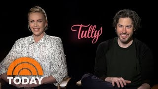 Charlize Theron, Jason Reitman Share Their Toughest Parenting Moments | TODAY