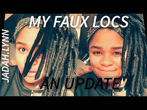 Faux Locs | Update and Experience