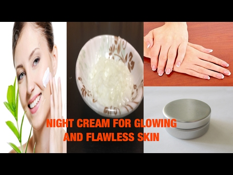 DIY Skin Glow Cream For Radiant,Flawless and youthful skin | Get Fair and Glowing Skin Overnight