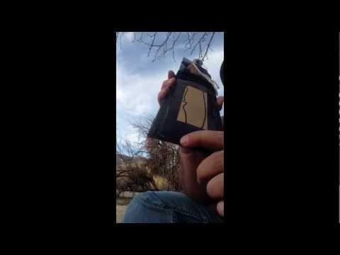 Duck Tape Sheath test and reveiw
