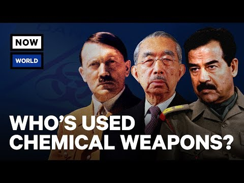 Who Has Used Chemical Weapons Since They've Been Banned? | NowThis World