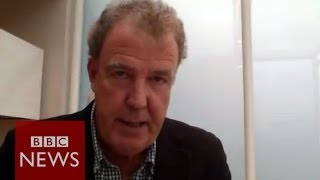 Clarkson apology over racist rhyme in full - BBC News