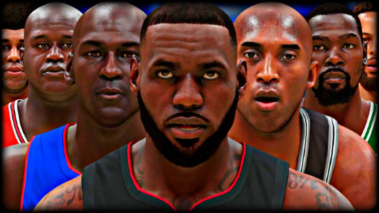 I Put Every NBA Player EVER into ONE DRAFT… the greatest simulation EVER?