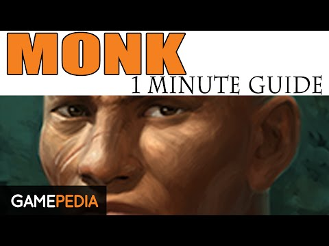 Pillars of Eternity: Monk Class - 1 Minute Guide - Gamepedia