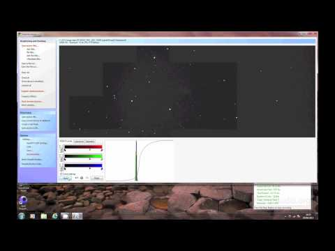 Easy Deep Sky Astrophotography without a telescope. Part 3-Processing