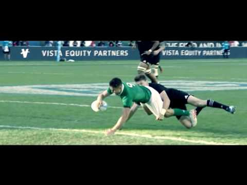 Good things come in twos - Ireland v New Zealand
