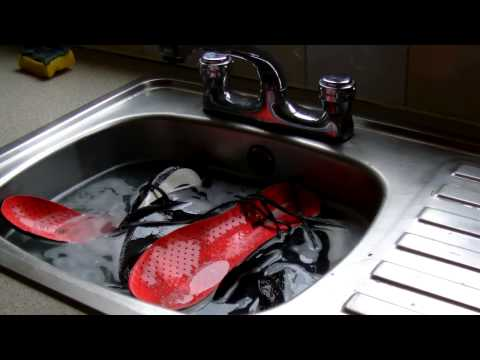 How to Clean  & Stop your Football Boots From smelling