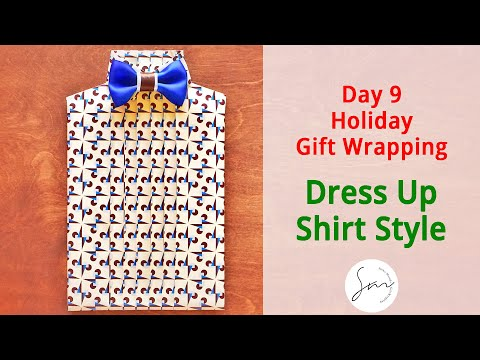Day 9 of 12 Days Gift Wrapping Challenge!