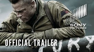 FURY - Official Trailer