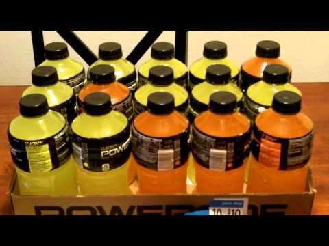 Cheap Powerade at Kmart: $0.33/bottle with Coupon