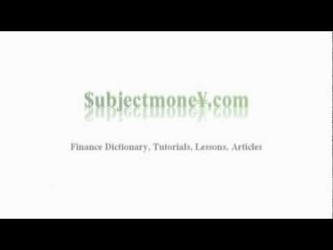 A Duty of Care - What is the Definition? - Financial Dictionary by Subjectmoney.com