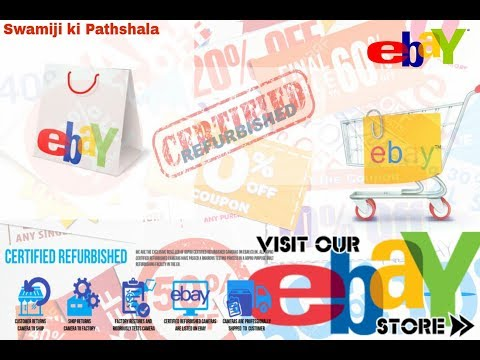 [Hindi] How to shopping on ebay - Ebay se online shopping kaise kare – ऑनलाइन शॉपिंग कैसे करे
