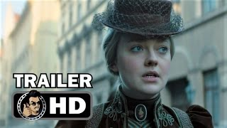 THE ALIENIST Official Trailer (2017) Dakota Fanning TNT Drama Series (HD)