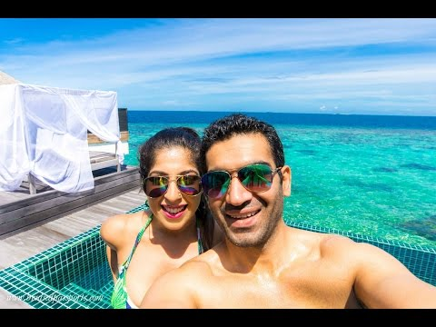 Vlog and room tour - Our stay at Outrigger Konotta Maldives Resort   Bruised Passports