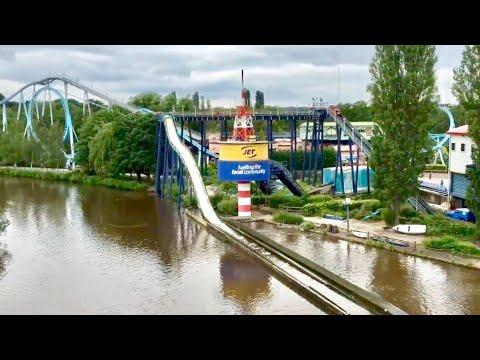 Drayton Manor Theme Park & Zoo Vlog 18th June 2016