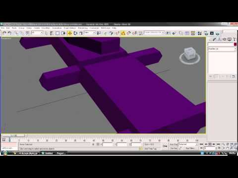 how to make tank animation in 3ds max