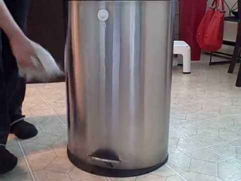 How To Easily Clean Stainless Steel Appliances With Hair Conditioner!