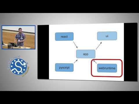 A Pure Python GUI Tookit Based on Web Technology | EuroSciPy 2015 | Almar Klein