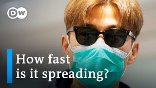 China coronavirus death toll jumps despite lockdowns   DW News