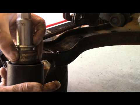 Ball joint replacement Mustang 2005 to 2009