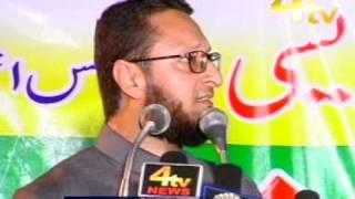 MIM Jalsa Moghalpura Ground (4tv News) Part-2