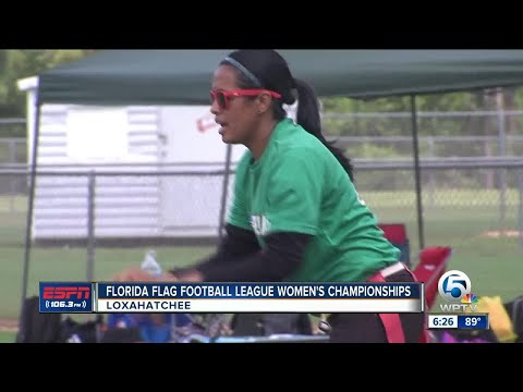 Florida Flag Football League Women's Championships