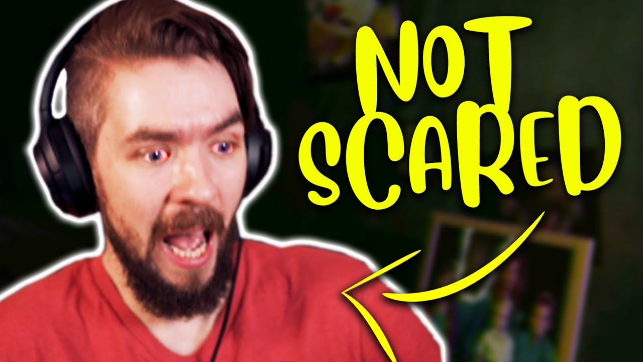 I'M not SCARED of these games...