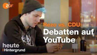Rezo vs. Regierung - YouTube wartet auf Antworten - heute-journal vom 22.05.19 | ZDF
