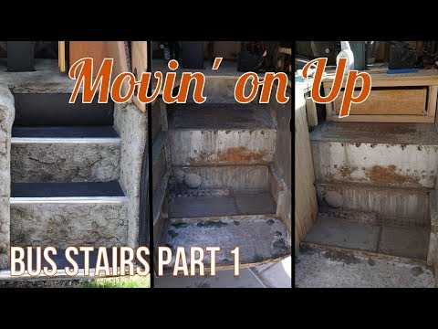 Bus Stairs Part 1