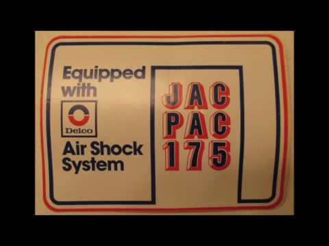 Delco Jac Pac 175 Air Shock System Kit (Parts)