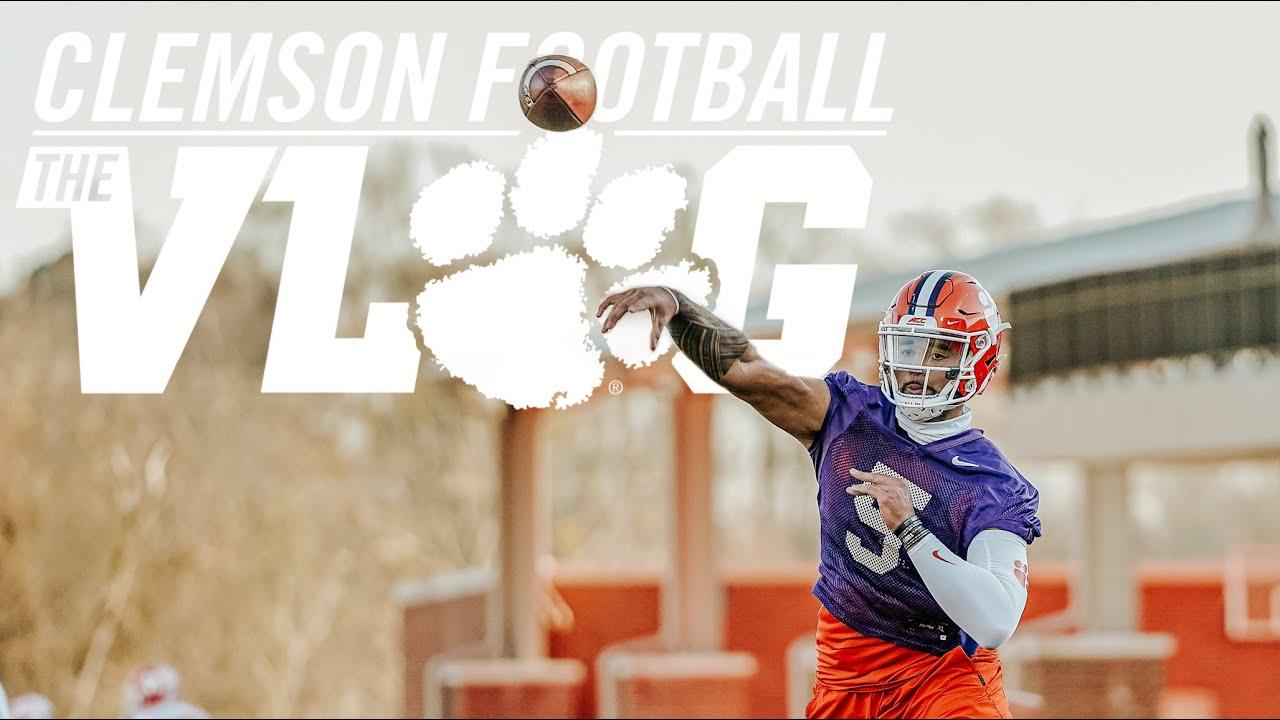 Clemson Football || The Vlog (Season 6, Ep. 1)