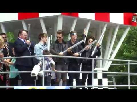 Drayton Manor Air Race Ride Launch With The Vamps - A CMA Video Production, Birmingham