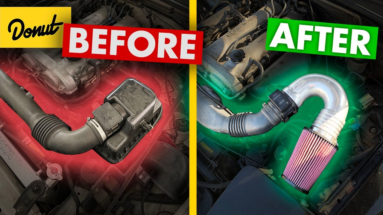 Are Aftermarket Intakes Even Worth It?