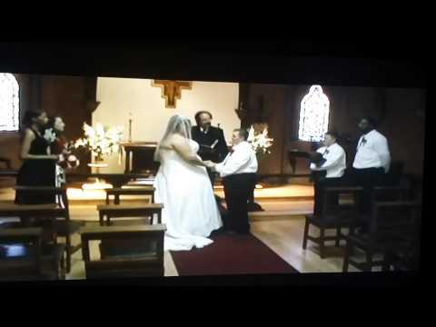Lesbian wedding Niagaea Falls New York the Carls