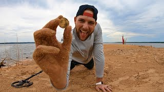 Metal Detector Battle 2 | Dude Perfect