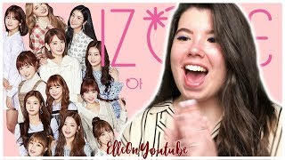 17 16 MB] Download GET TO KNOW IZONE Reaction [PRODUCE48