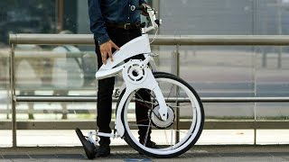TOP 3 Amazing & Futuristic Bike Inventions You Must Have