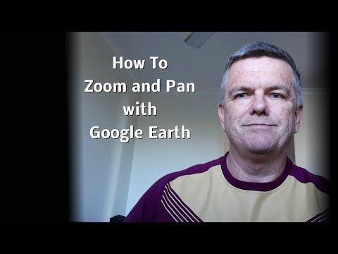 How To Smooth Zoom and Pan in Google Earth