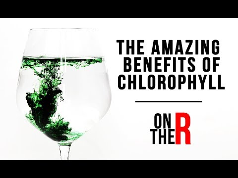 THE BENEFITS OF DRINKING CHLOROPHYLL DAILY