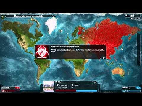 Plague Inc. - How to easily beat the game