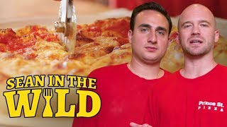 How to Make Pizza at Home | Sean in the Wild