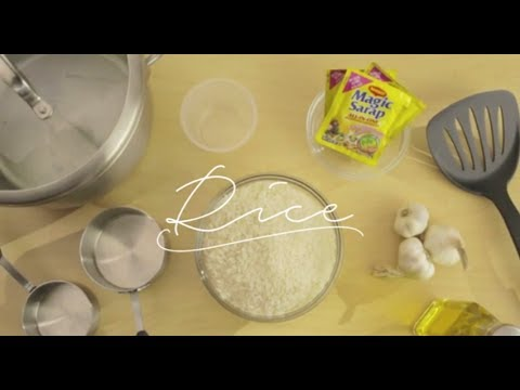 MAGGI | How to Cook: Rice | Nestle PH