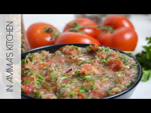 How to make a quick & easy Salsa