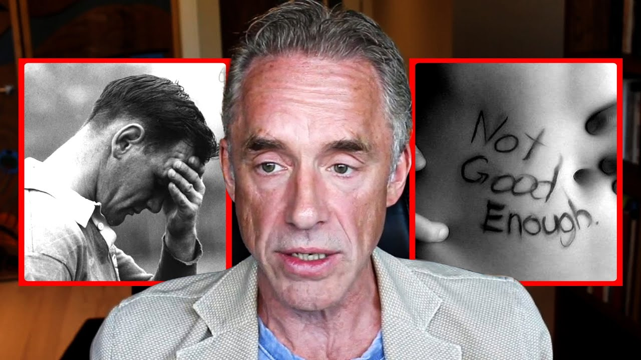 Jordan Peterson - How To Deal With Self-Consciousness