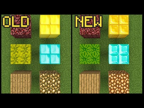 The minecraft textures are changing and here's what I think of them